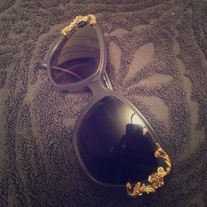 Dolce & Gabbana Accessories - Dolce & Gabbana Sicilian Baroque sunglasses