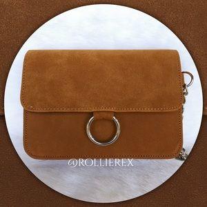 Handbags - Brown Crossbody Bag