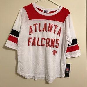 Woman's Touch Apparel Tops - Atlanta Falcons shirt