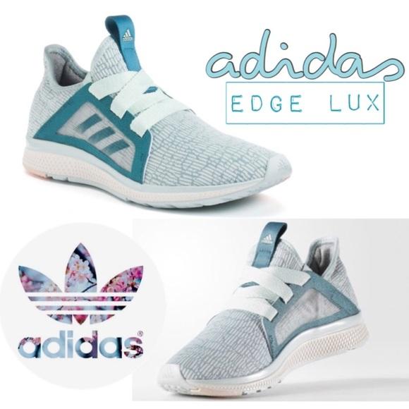 buy online 025fe b6bfb ahunston22 adidas Edge Lux Womens Running Shoes