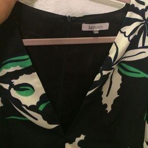 lucy paris Shorts - Deep V romper