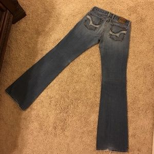 Lucky Brand Lil Lexi Jean 6 28 long
