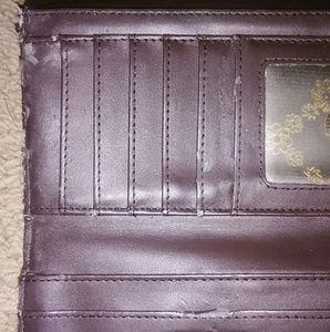 Rustic Coutures Bags - Blingy trifold wallet