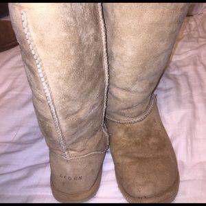 Acorn Shoes - acorn boots