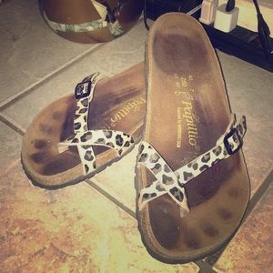 Birkenstock Shoes - Birkenstock -papilla sandal