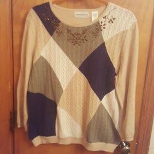 Alfred Dunner Sweaters - Never Worn Alfred Dunner  sweater size L