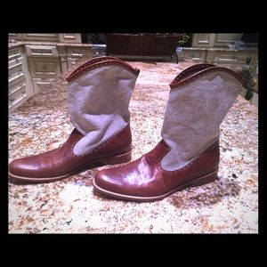 Shoes - Fate a Mano boots