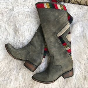 Spell & The Gypsy Collective Shoes - Freebird Aztek boots