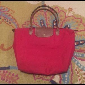 Longchamp Handbags - longchamp la pliage nylon bag