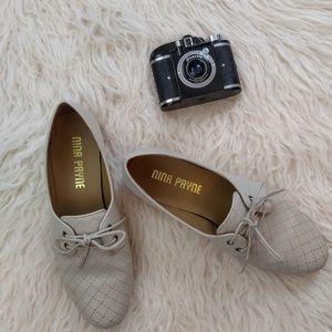 Anthropologie Shoes - Anthropologie Nina Payne verdon oxfords