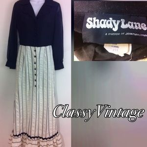 ShadyLane Dresses & Skirts - 1970's ShadyLane maxi dress