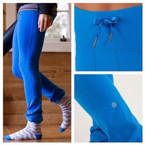 Lululemon Skinny Will Pant Beaming Blue