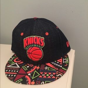 New Era Accessories - Hardwood Classics New Era Knicks Hat