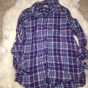 Other - Girls flannel size 10/12