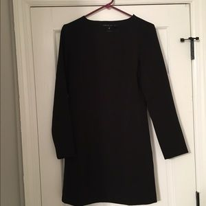 NWT English Factory Black Dress Size Medium