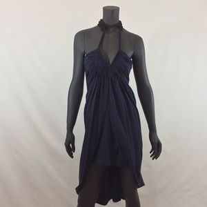Vena Cava Dresses & Skirts - 🌊Vena Cava Silk Halter Dress