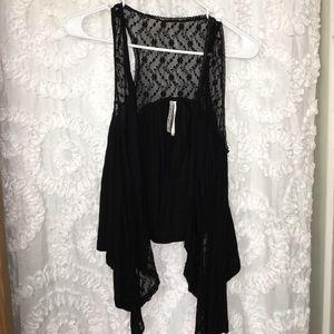 Kische Jackets & Blazers - Lace Vest