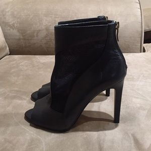 NEW BCBGEneration Peep-Toe Heels