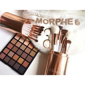 MORPHE Other - MORPHE 25A COPPER SPICE EYESHADOW PALETTE