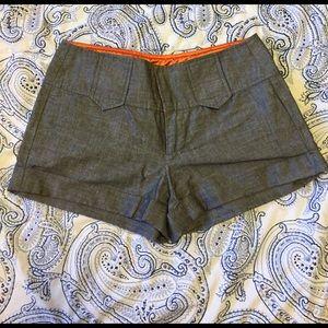 Rampage Pants - Rampage gray dressy shorts