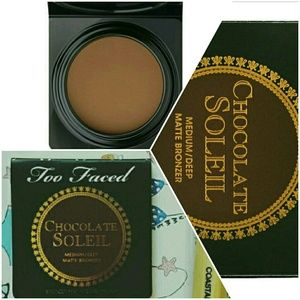 Too Faced Other - TOO FACED Chocolate Soleil Matte Bronzer TRAVEL