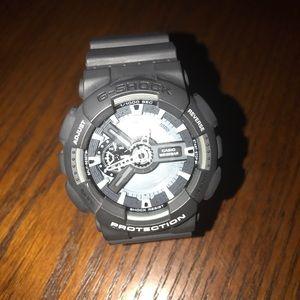G-Shock Other - Dark grey G-Shock watch