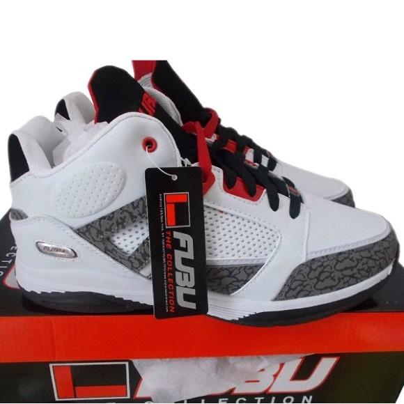 9e704c88652647 Fubu Shoes | Nwt 45 Hitop Basketball Sz 13 | Poshmark