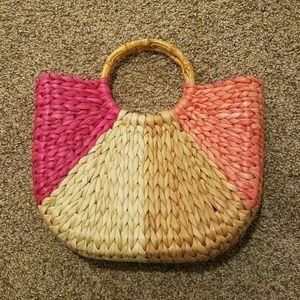 Aldo Handbags - Straw bag