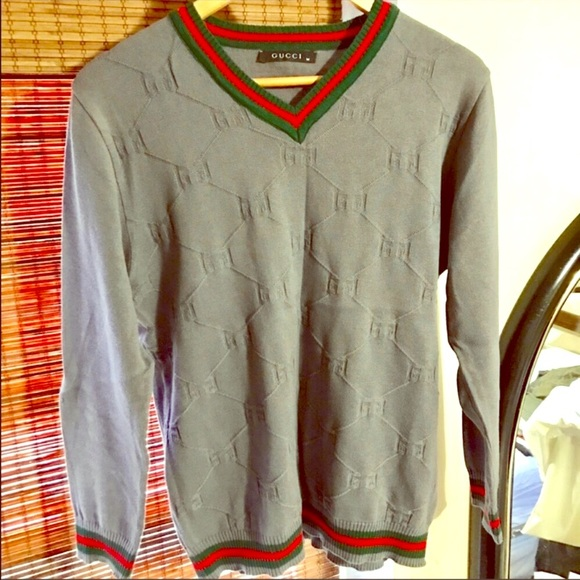 5f752554bb9 Gucci Other - Authentic Men s Gucci V neck sweater