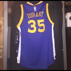 Adidas Other - Golden State #35 - Durant Jersey