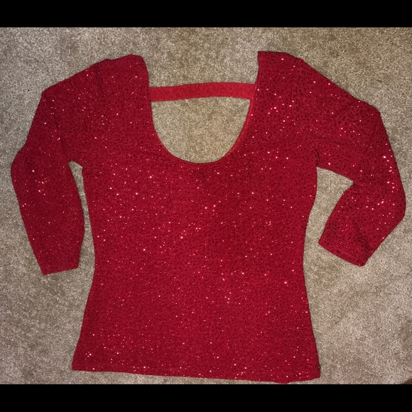"G by Guess Tops - G by Guess ""Sparkley"" Top"