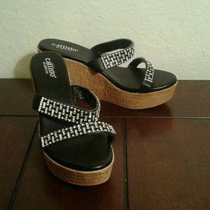 Callisto Shoes - CALLISTO of california Sandals
