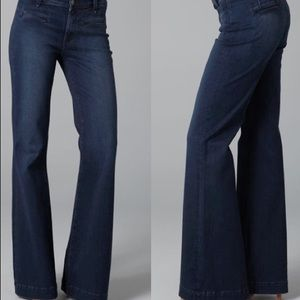 Rich & Skinny Denim - Rich & Skinny Tahiti Wide Leg Jean