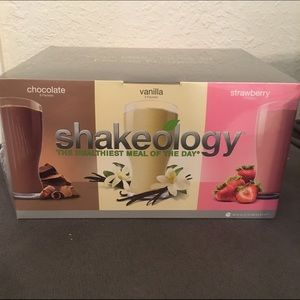 Other - Shakeology 30 Day Combo pack - factory sealed.