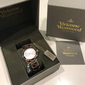Vivienne Westwood Accessories - 💯Authentic New Vivienne Westwood Bracelet Watch