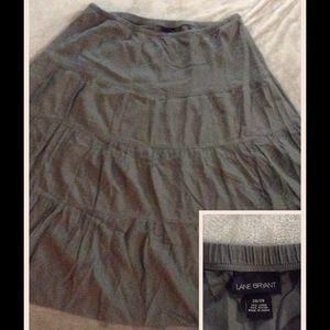 Lane Bryant Dresses & Skirts - Lane Byrant skirt, size 26/28