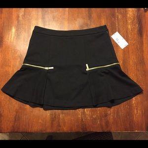 Michael Kors Black Skirt NWT
