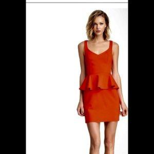 BB Dakota NWT Minny Peplum Dress