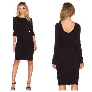 James Perse Dresses & Skirts - ➡James Perse Skinny Scoop Back Dress⬅