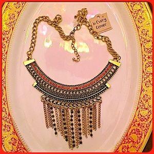 InEveryCorner Jewelry - ✨HP✨30% OFF BUNDLES! Crystal & Tassel Necklace✨