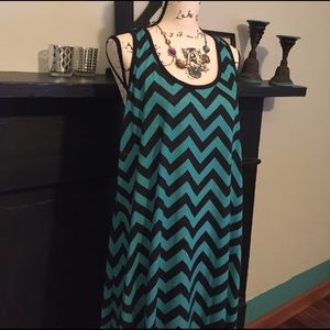 Creative Recreation Dresses & Skirts - 🌷🌷CHEVRON MAXI DRESS🌷🌷