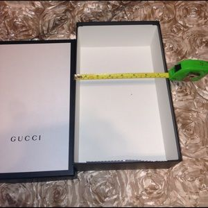 Gucci Other - Authentic Gucci box