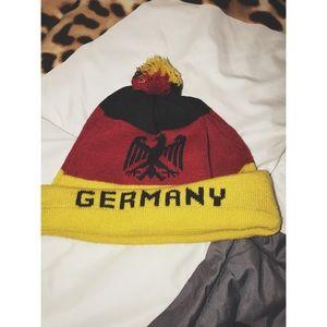 Accessories - Germany Beanie