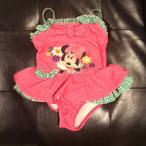Disney Other - Mini mouse bathing suit