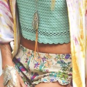 Spell & The Gypsy Collective Pants - Spell Designs Gypsy Queen shorts