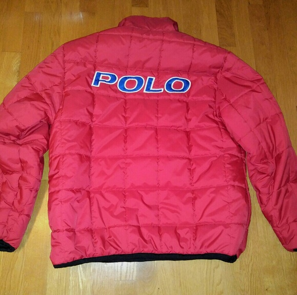 151ab68f Polo by Ralph Lauren Jackets & Coats | Vintage Polo Sport Puffer Xl ...