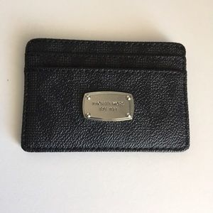 KORS Michael Kors Other - Michael Kors Logo Mens Card Case