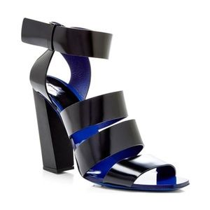 Proenza Schouler Shoes - New Proenza Schouler Ankle Strap Leather Sandal