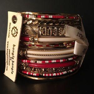 Amrita Singh Jewelry - Amrita Singh 18 piece bangle set