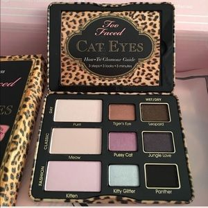 """Too Faced Other - Too Faced """"Cat Eyes"""" Palette 🎀 NIB"""